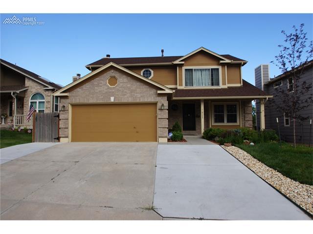 7853 Scarborough Drive, Colorado Springs, CO 80920