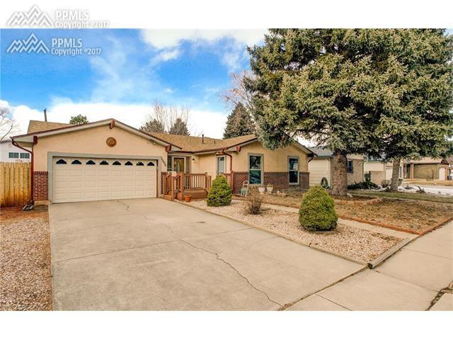 1206 Auburn Drive, Colorado Springs, CO 80909