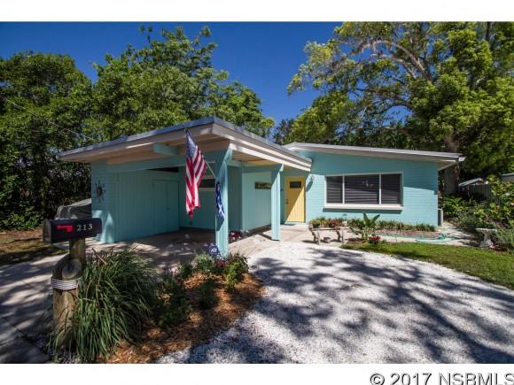213 Marshall St, New Smyrna Beach, FL 32168