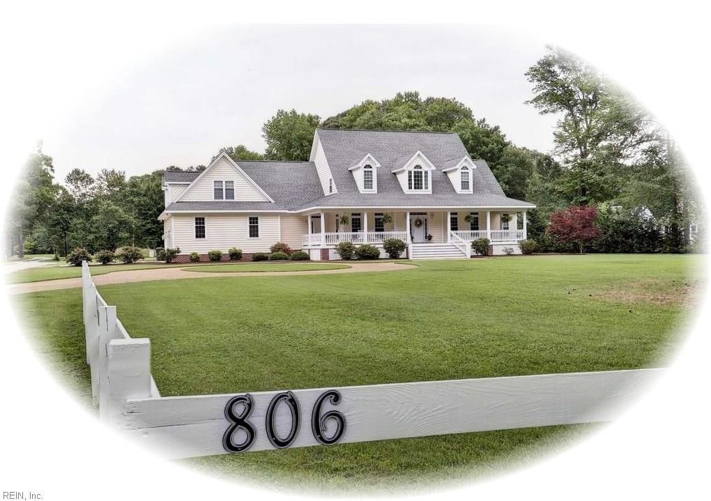 806 CALTHROP NECK RD, Yorktown, VA 23693