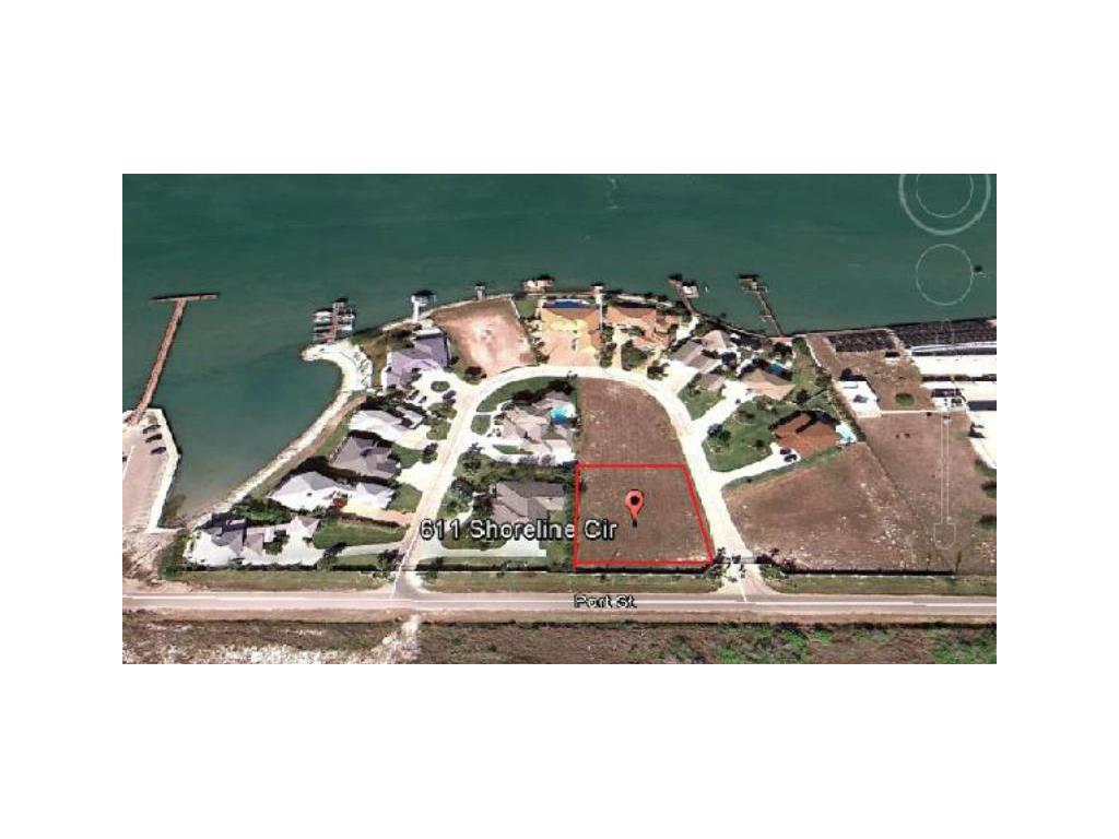 611 Shoreline, Port Aransas, TX 78373