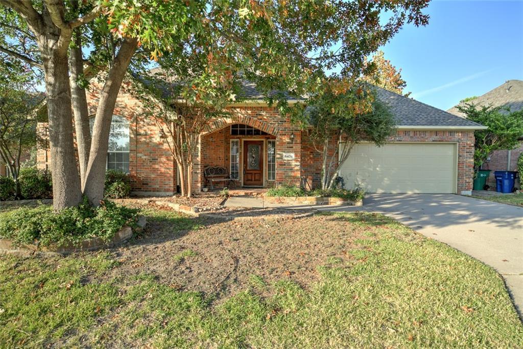 8408 Kestrel Court, McKinney, TX 75070