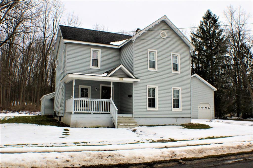 88 Stanley Street, Mount Morris, NY 14510