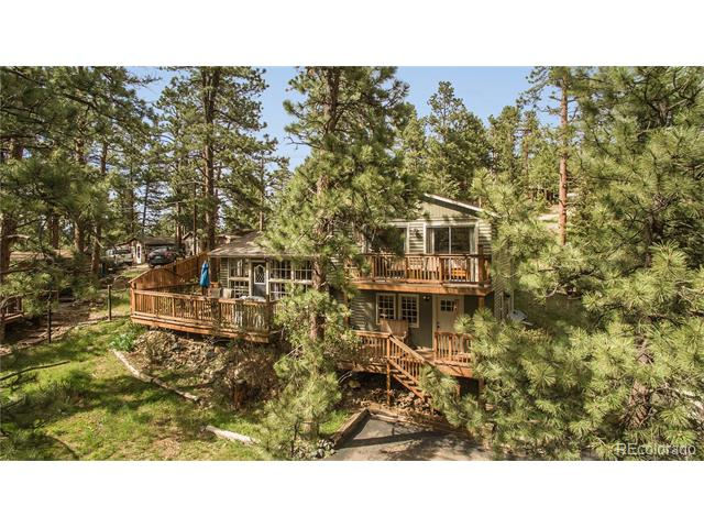 4875 S Indian Trail, Evergreen, CO 80439