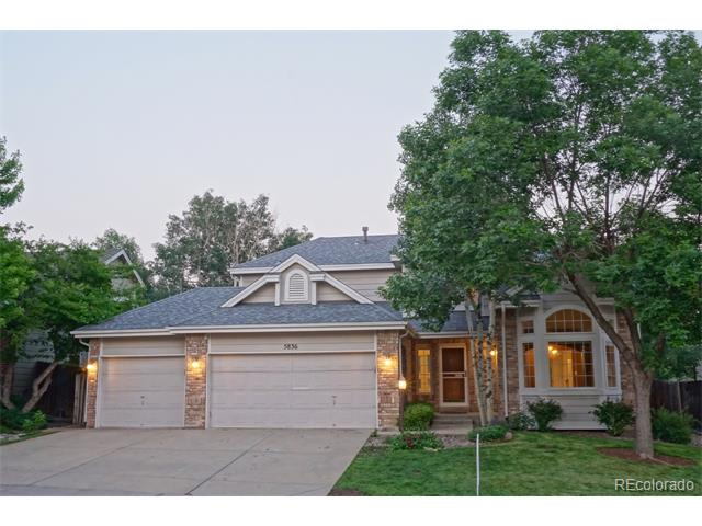 5836 S Ensenada Street, Aurora, CO 80015