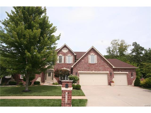 314 Parkview Manor Lane, Wentzville, MO 63385