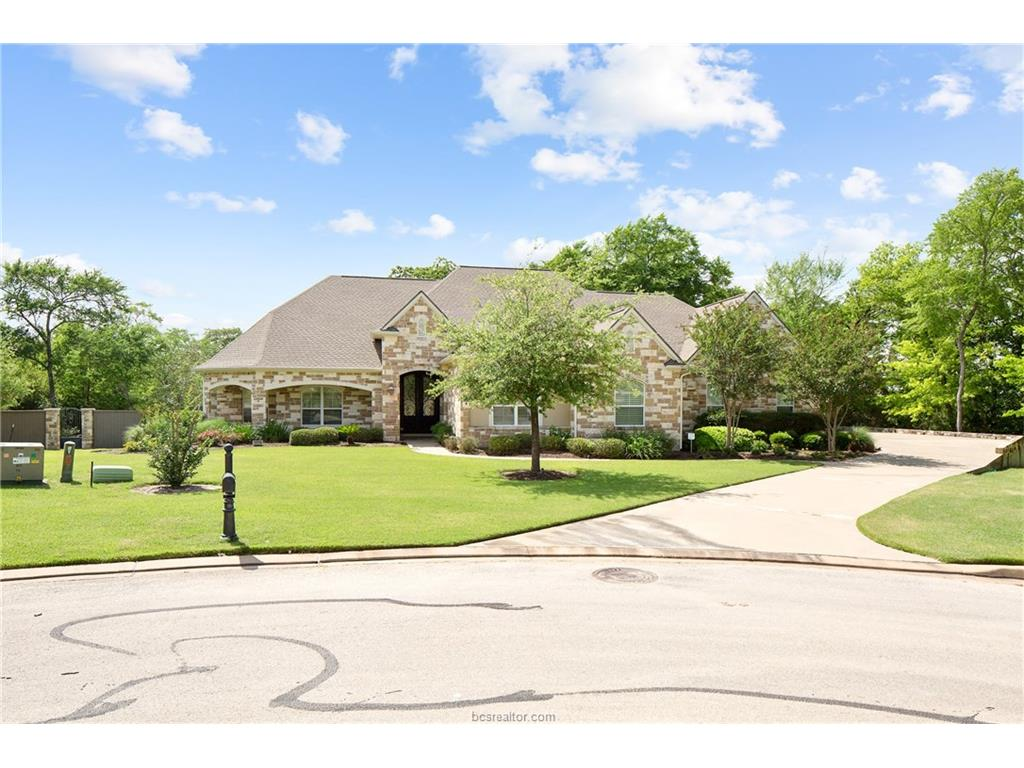 3219 Pinyon Creek Drive, Bryan, TX 77807