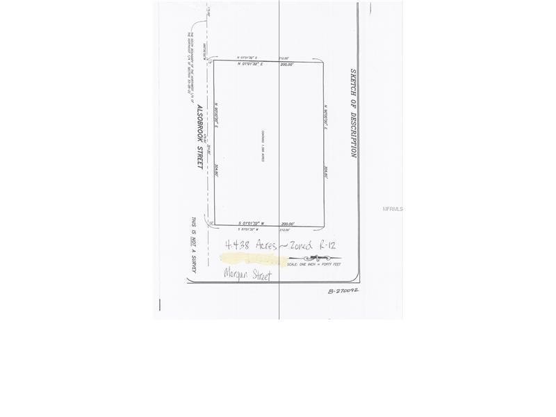 E ALSOBROOK STREET, PLANT CITY, FL 33566