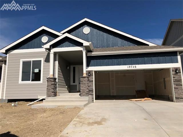 10746 Ridgepole Drive, Colorado Springs, CO 80925