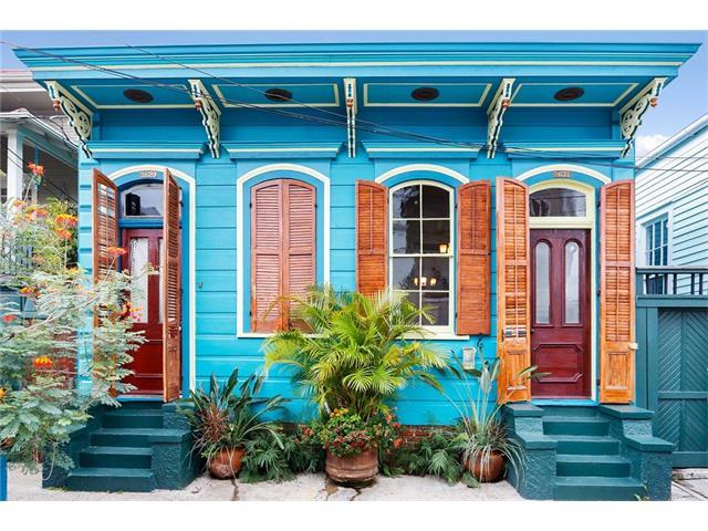 2629 BURGUNDY Street, New Orleans, LA 70117