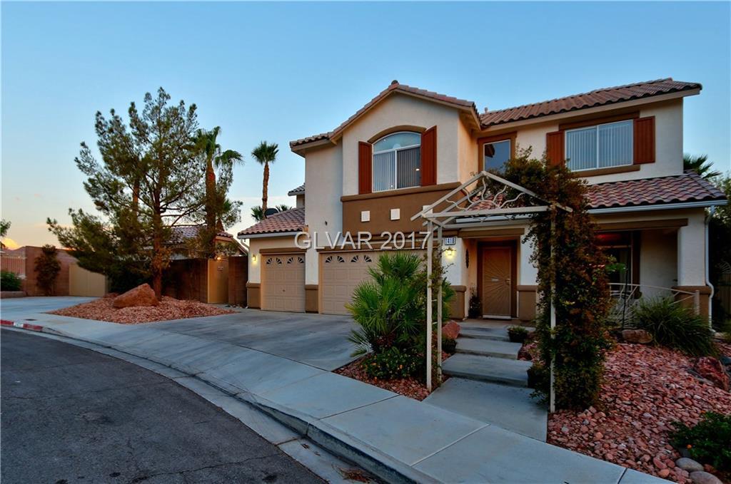 1416 TANGERINE ROSE Drive, Las Vegas, NV 89142