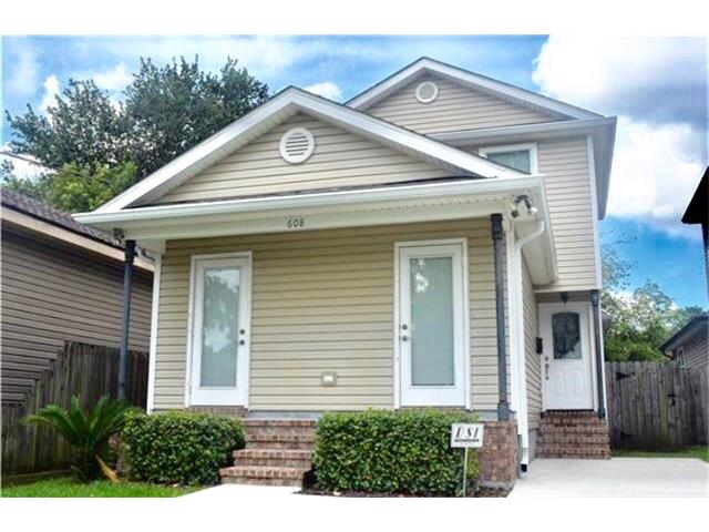 608 AVENUE A Avenue, Marrero, LA 70072