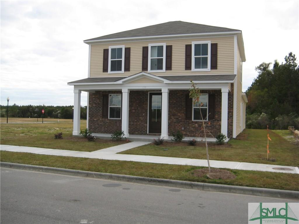 110 Crabapple Circle, Port Wentworth, GA 31407