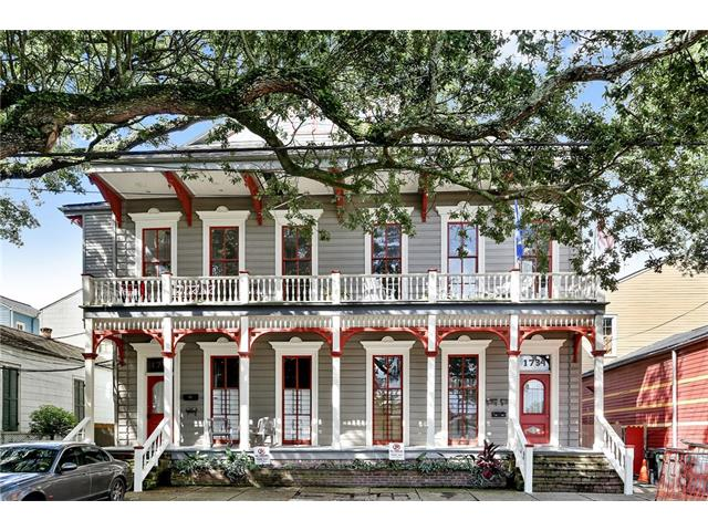 Garden District New Orleans Real Estate
