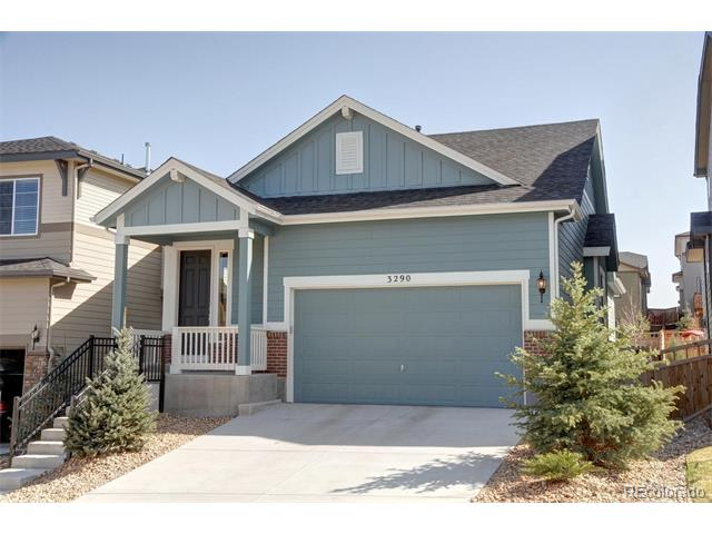 3290 Riverwood Way, Castle Rock, CO 80109