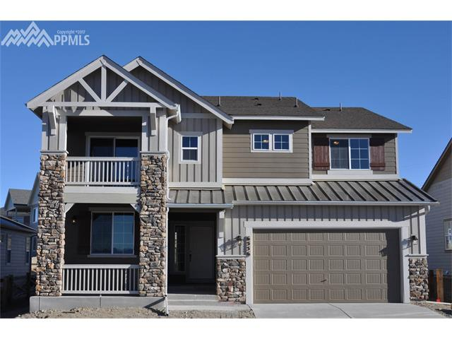6556 Mineral Belt Drive, Colorado Springs, CO 80927