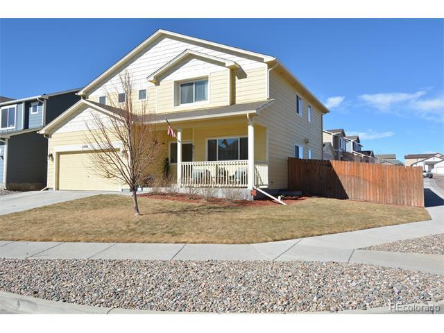 2295 Reed Grass Way, Colorado Springs, CO 80915