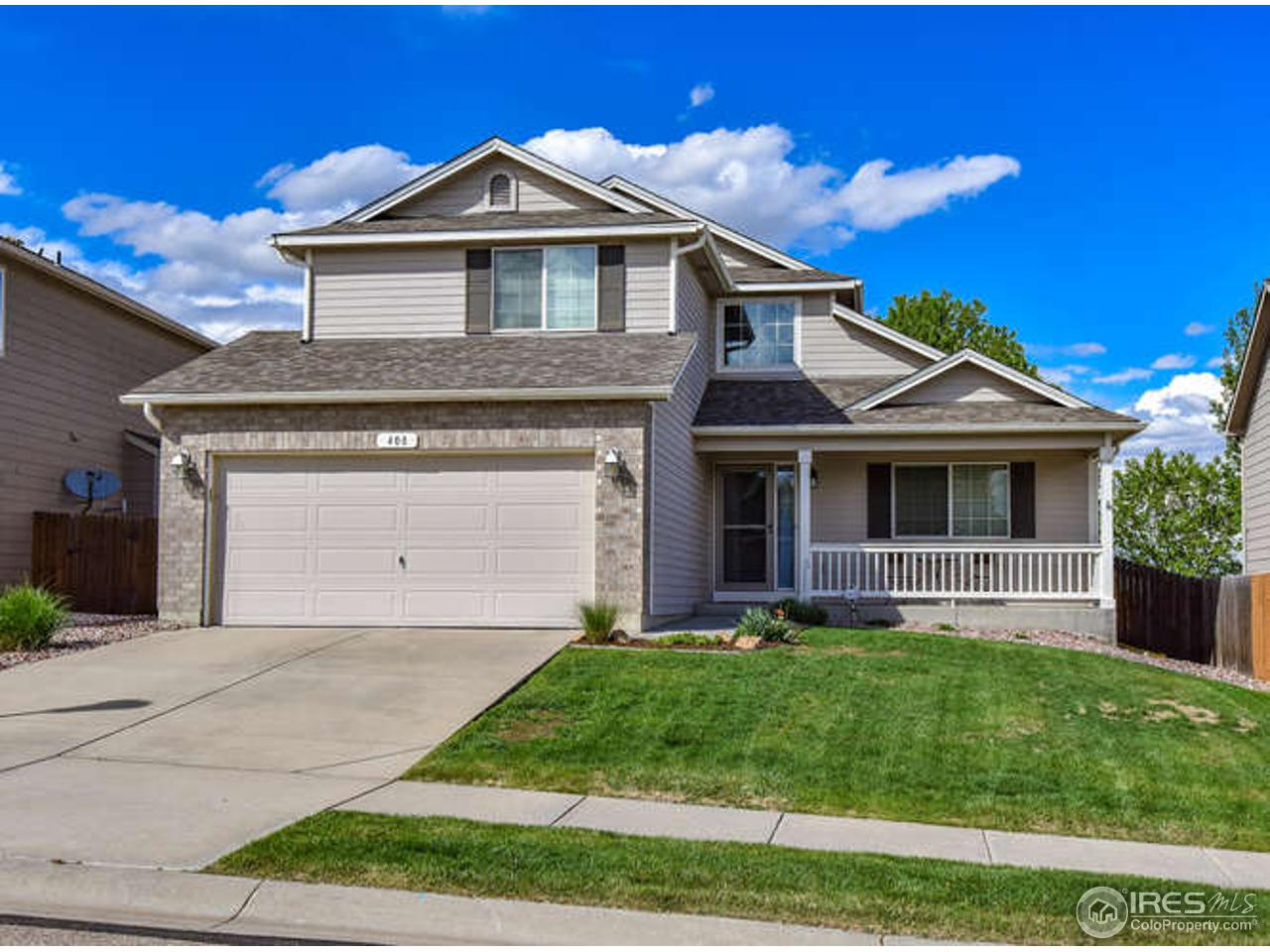 408 Peyton Dr, Fort Collins, CO 80525