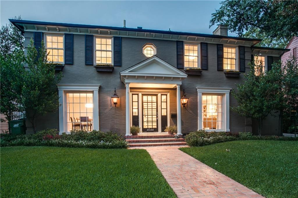 4544 Bordeaux Avenue, Highland Park, TX 75205