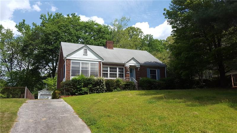 1328 NE Briarwood Drive, Atlanta, GA 30306