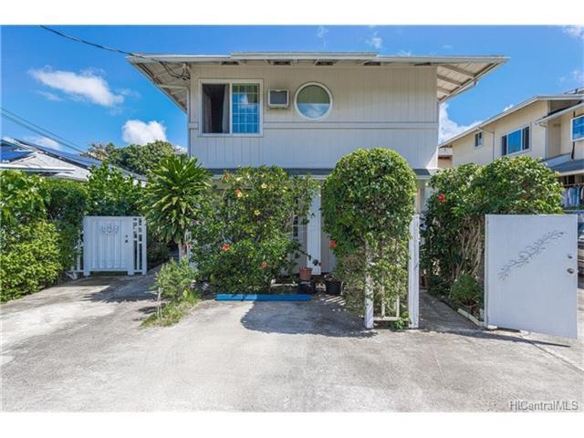 2160 Pauoa Road, Honolulu, HI 96813