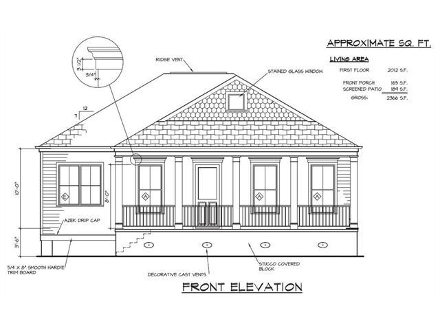 4912 BURGUNDY Street, New Orleans, LA 70117