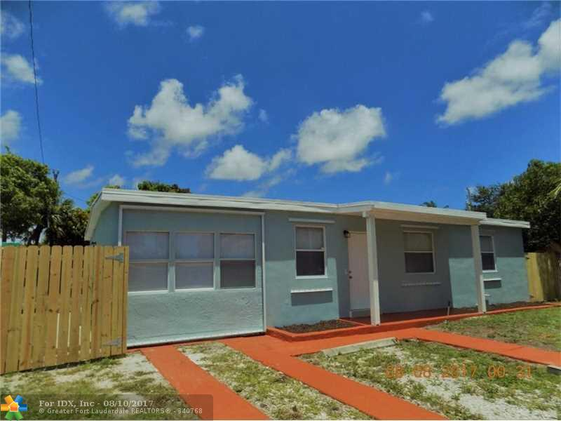 1765 NE 50th St, Pompano Beach, FL 33064