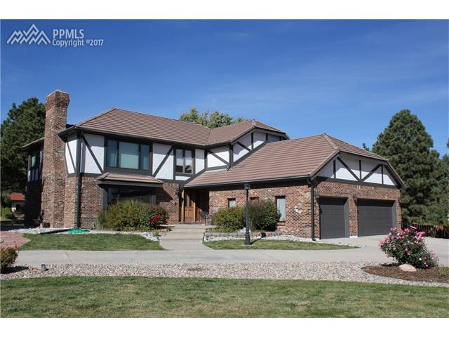 60 Briarcrest Place, Colorado Springs, CO 80906