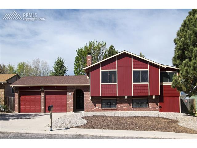 6140 Del Paz Drive, Colorado Springs, CO 80918