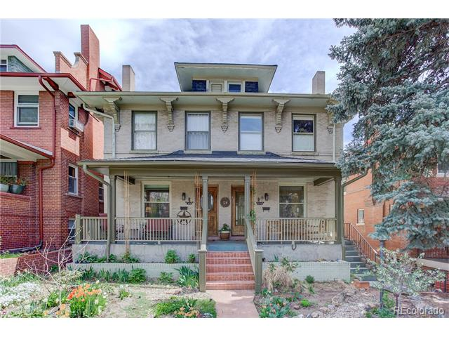 640 N Marion Street, Denver, CO 80218
