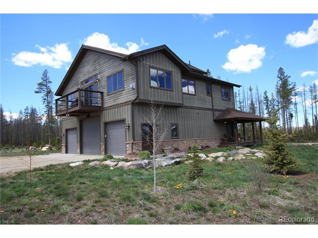 1209 County Road 5, Fraser, CO 80442