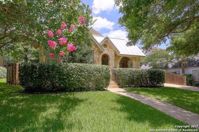 319 CLOVERLEAF AVE, Alamo Heights, TX 78209