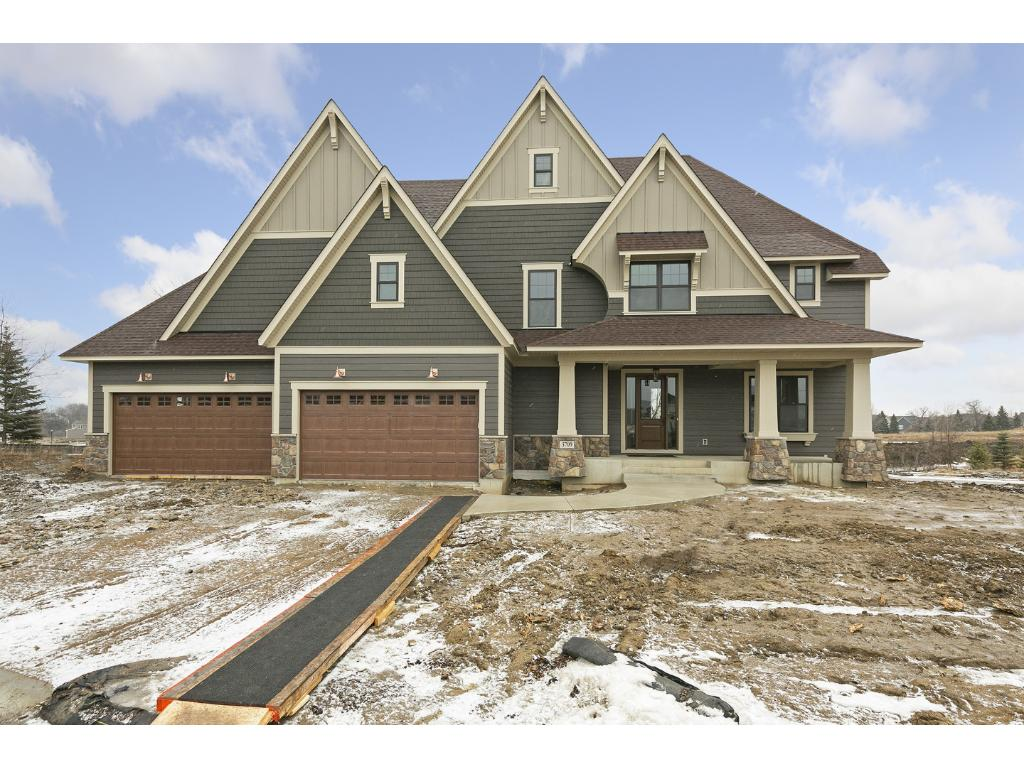 8634 Whisper Creek Trail Court, Greenfield, MN 55373