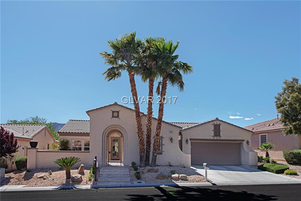4651 RIVA DE ROMANZA Street, Las Vegas, NV 89135