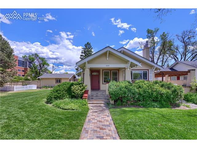 2127 N Cascade Avenue, Colorado Springs, CO 80907