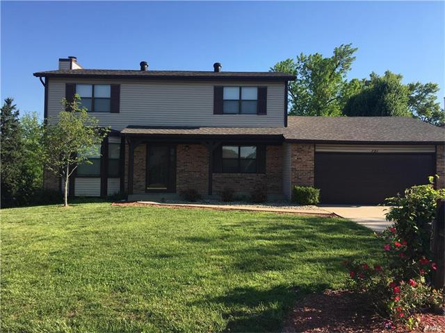 721 Willow Wood Court, St Charles, MO 63303