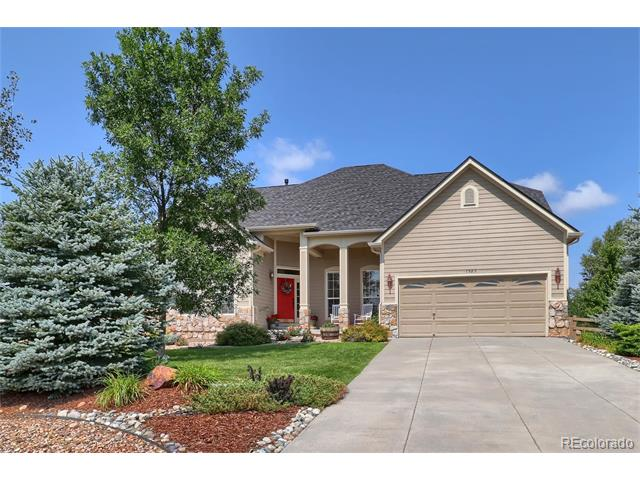 1525 Fairfax Court, Castle Rock, CO 80104