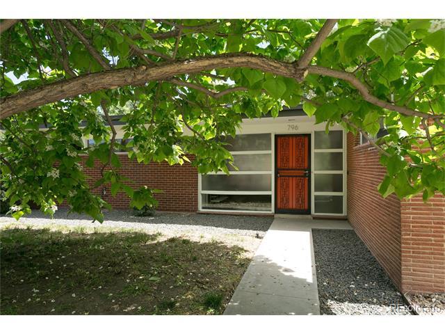 796 Hudson Street, Denver, CO 80220