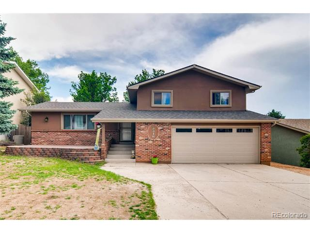 5540 Wagon Master Drive, Colorado Springs, CO 80917