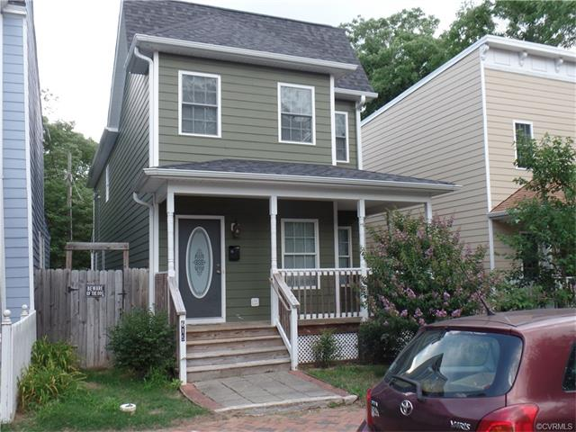 615 S Laurel Street, Richmond, VA 23220