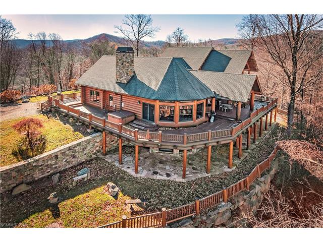 648 Poplar Gap Road, Hot Springs, NC 28743