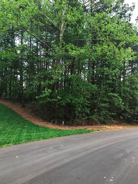Wonderful building lot in a great location! Close to it all!