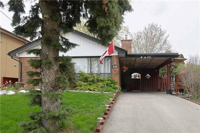 248 Elmhurst Dr, Toronto, ON M9W 2M1
