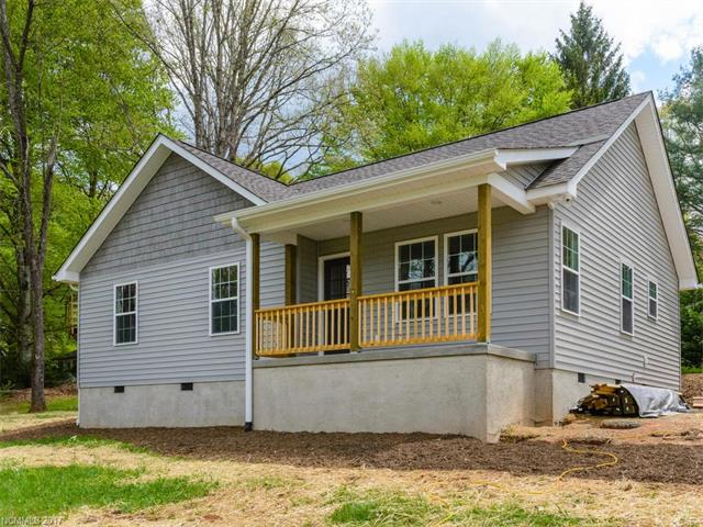HIGHEST AND BEST DUE BY 4/27/17 AT 12 NOON.  This affordable new home boasts front and back decks, tiled bathrooms, stainless steel appliances, ceiling fans throughout and a vaulted living room.  Easy access to Hendersonville, Mills River and Asheville.  Come see that high quality, new construction still exists for under $200,000!  Tax value based on 2016 lot value. Estimated completion date May 2017.