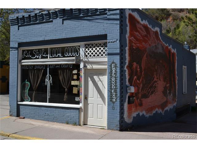 108 Ruxton Avenue, Manitou Springs, CO 80829