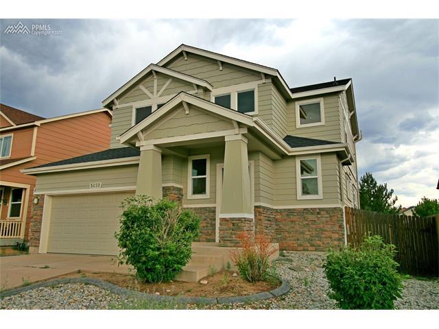 5030 Hawk Meadow Drive, Colorado Springs, CO 80916