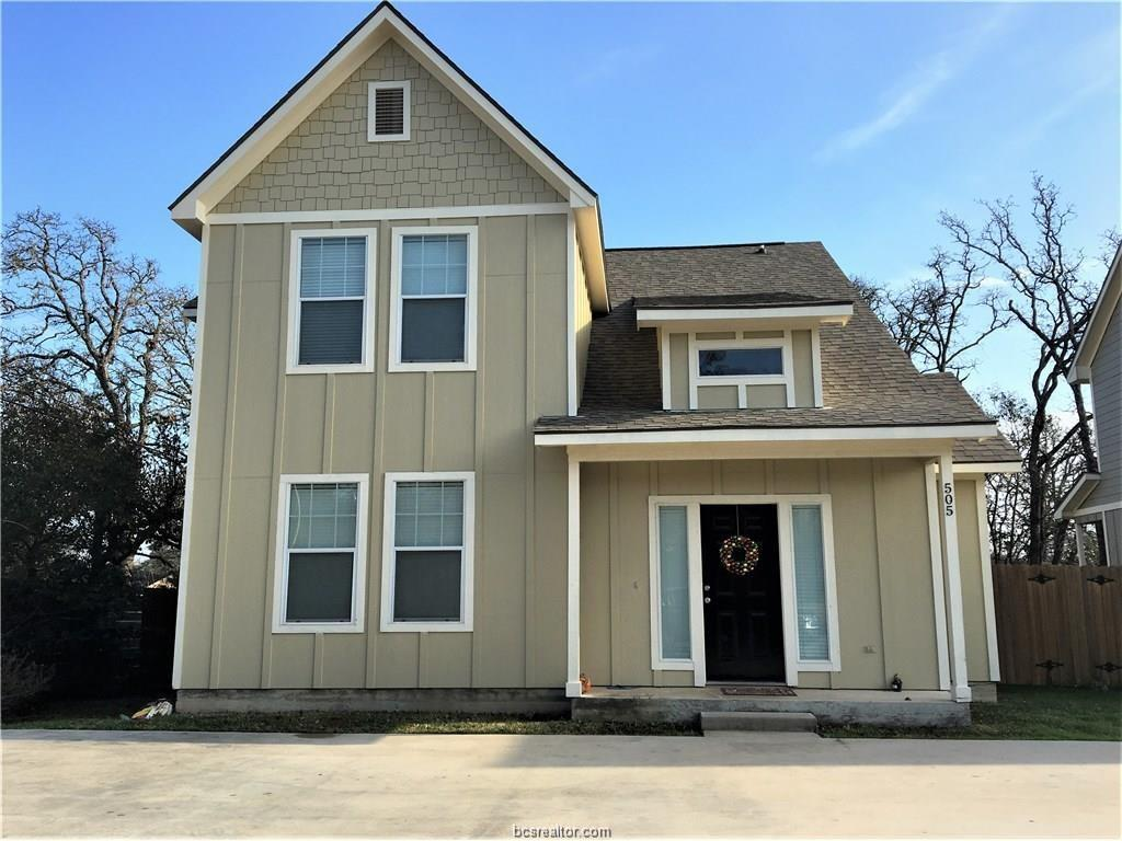 505 Clay Street B, Bryan, TX 77801