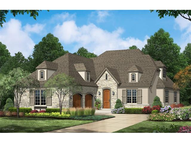 The Vienna (to be built) Drive, Creve Coeur, MO 63141