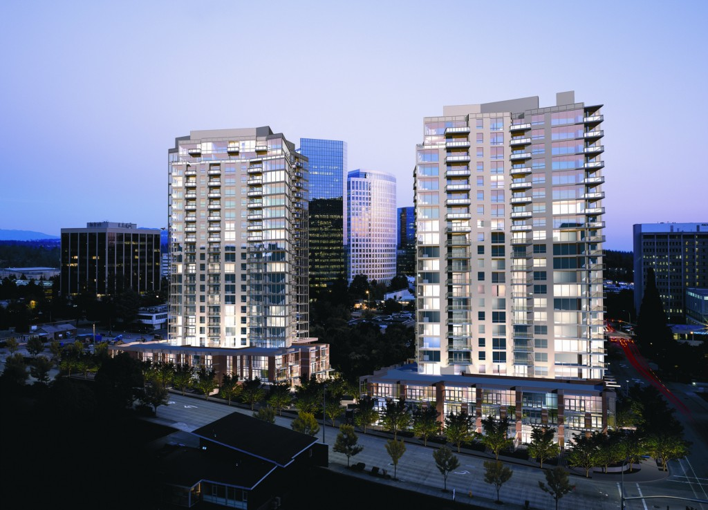 10610 NE 9th Place 2203, Bellevue, WA 98004