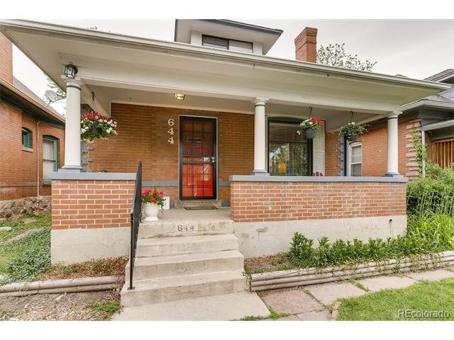 644 S Pearl Street, Denver, CO 80209